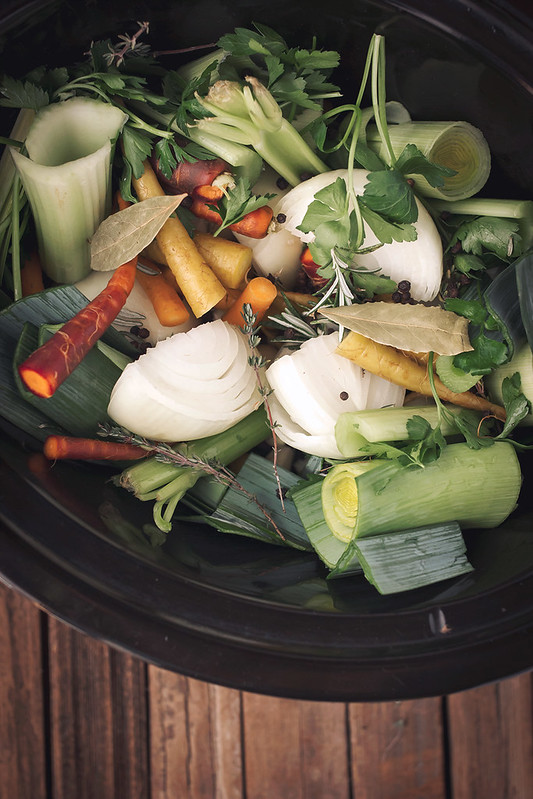 How-to Make Vegetable Stock