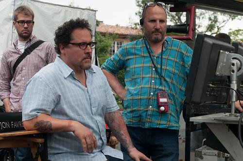 映画『シェフ 三ツ星フードトラック始めました』ジョン・ファヴロー監督