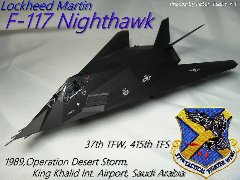 1/72 F-117 Nighthawk