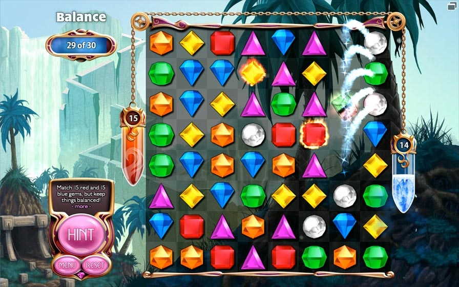 DownLoad Bejeweled 3 Full Portable, Download Game Kim cương, Bejeweled 3 Full Portable