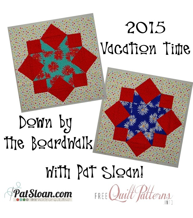 2015 Pat Sloan January Vacation Time 1