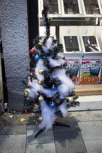 クリスマスツリー in Akiba