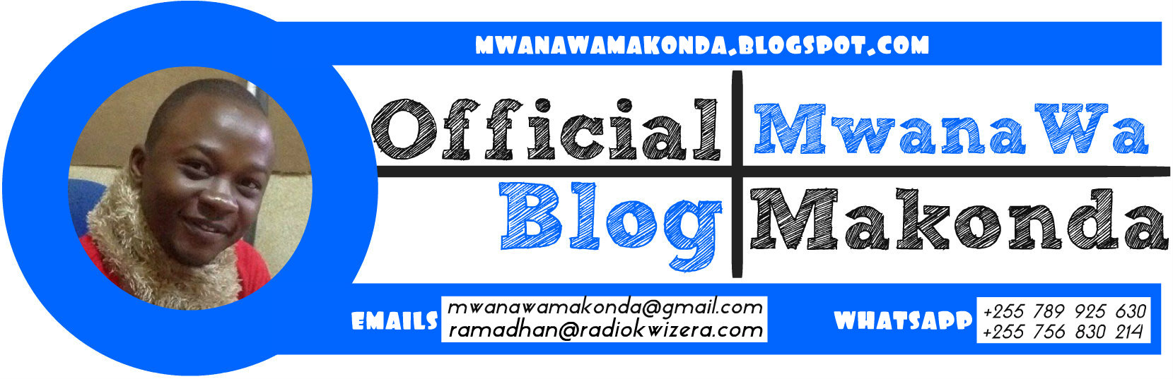 Mwana Wa Makonda Official Blog