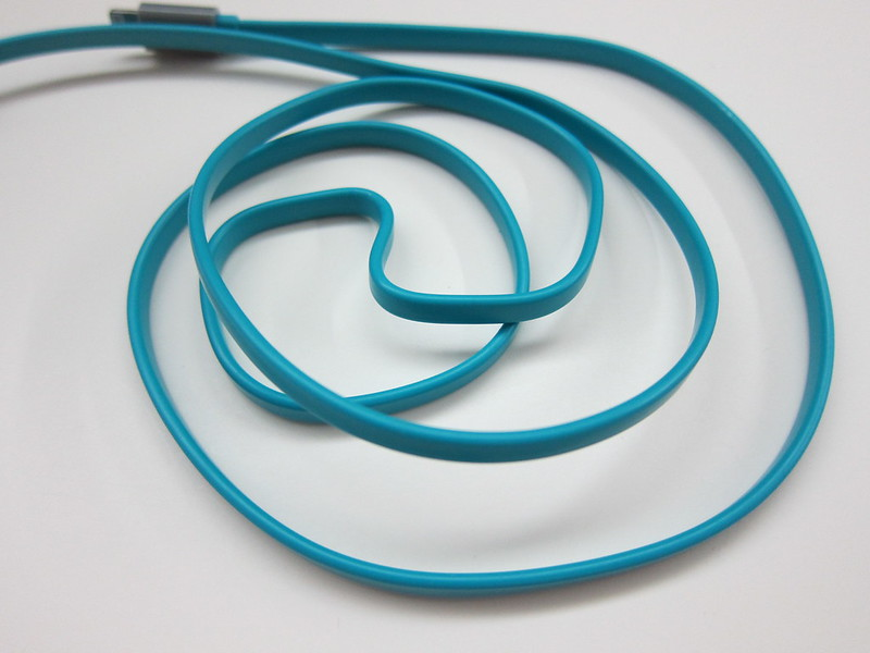 thecoopidea Pasta Lightning Cable - Flat Cable