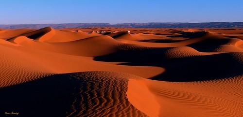 africa sahara landscape alba ombra marocco maghreb luci luce deserto ottobre paessaggio desertodelsahara dunedimhamid