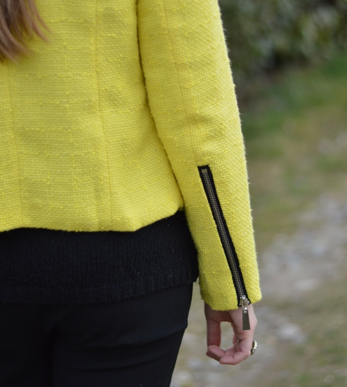 wildflower girl, blazer, sheinside, blazer, giallo, outfit (4)