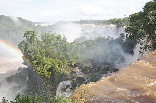 【写真】2015 世界一周 : イグアスの滝・アッパートレイル/2021-03-24/PICT7460