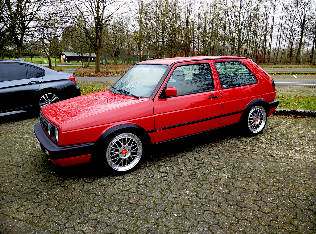 1991 volkswagen golf 2 gtd intercooler oem resto huge speclist. Black Bedroom Furniture Sets. Home Design Ideas