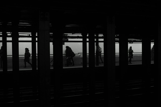 Subway, NY, 24 Dec 2014. 060