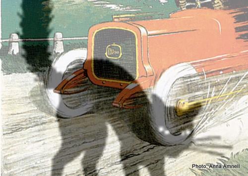 Boris ja auto