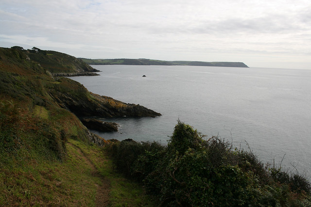View to Dodman Point