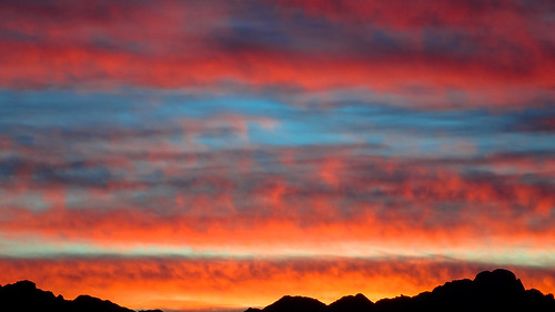 arizona unitedstates sunrises cibola