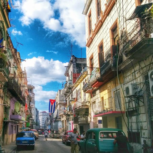 de vuelta de La #Habana #Cuba