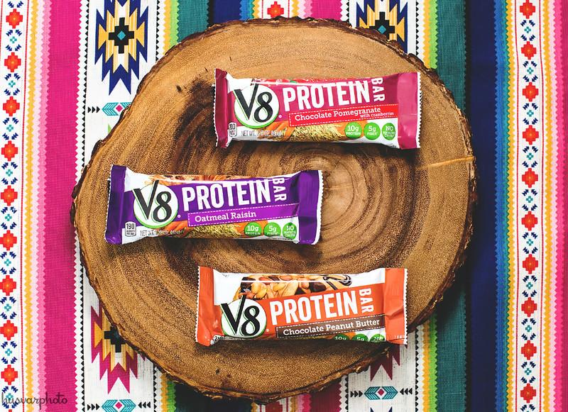 #V8Protein v* protein bars review