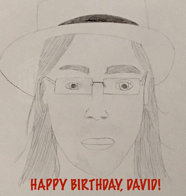 Happy Birthday, David!