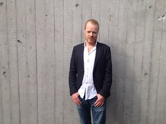 Toke Lykkeberg. Momentum 2015 Curator