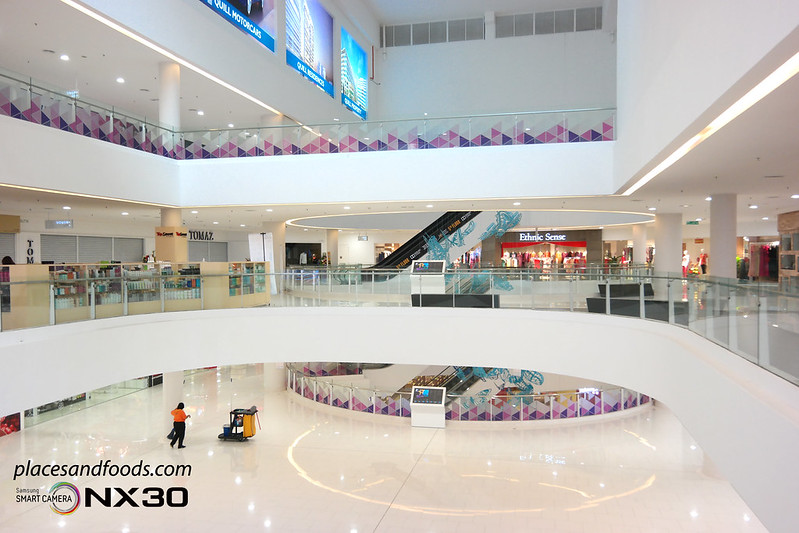 quill city mall interior picture