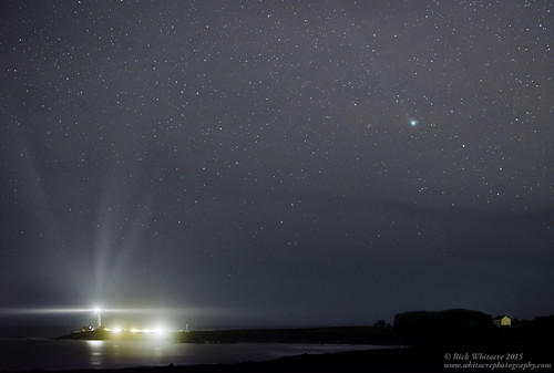 Lovejoy over Pigeon Point Lighthouse