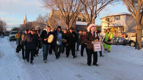 Memorial March of Edmonton