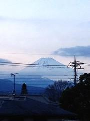 Mt.Fuji 富士山 1/25/2015