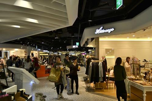 shopping em Dongdaemon
