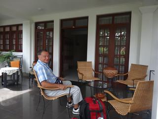 Sri Lanka. Kandy. Hotel.