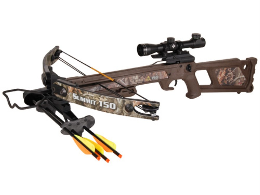 The Walking Dead Crossbow Horton Scout HD 125 Reference Images