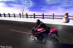 Simbaz Motorz Frozen Heaven Track 1