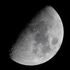 Waxing Gibbous, 64% of the Moon is IlluminatedI taken at Sunset on February 26, 2015 MG_2473