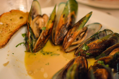 Mussels, NYC
