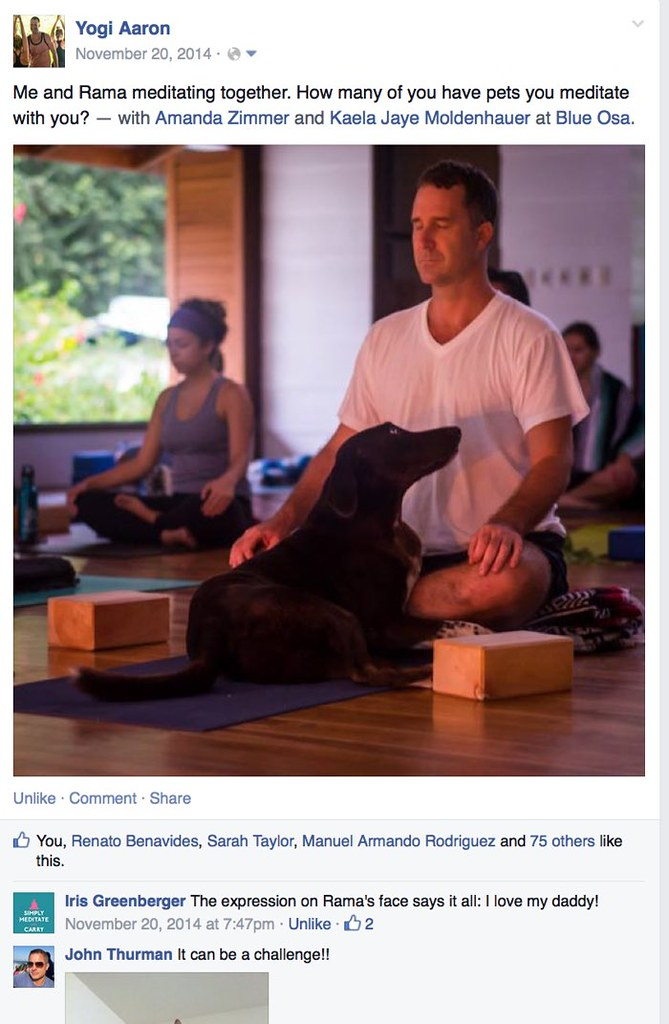 How to Market Yourself As A Yoga Teacher - Be Authentic