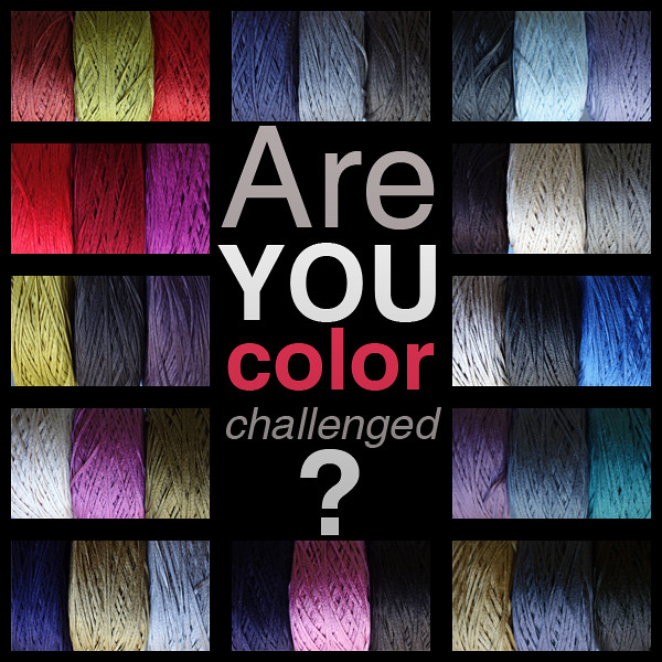 yarn color palettes