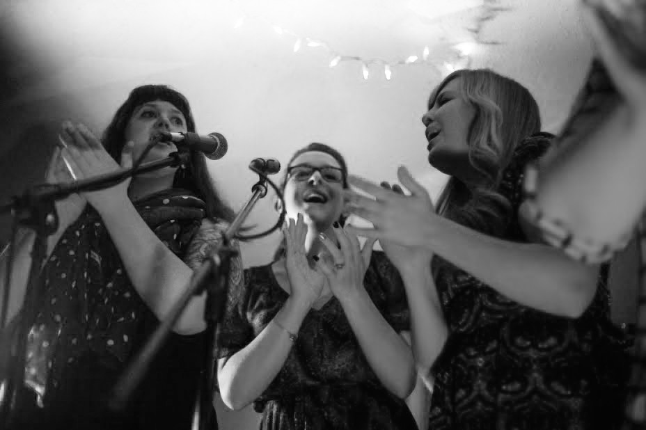 All Young Girls Are Machine Guns for Sofar Sounds | 3.2.15