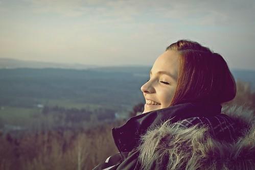 enjoying the sun | Styria