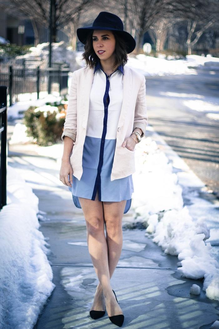 aviza style. andrea viza. fashion blogger. dc blogger. shirt dress. spring 2015 trend. asos shirtdress. trend. fashion. style. 3