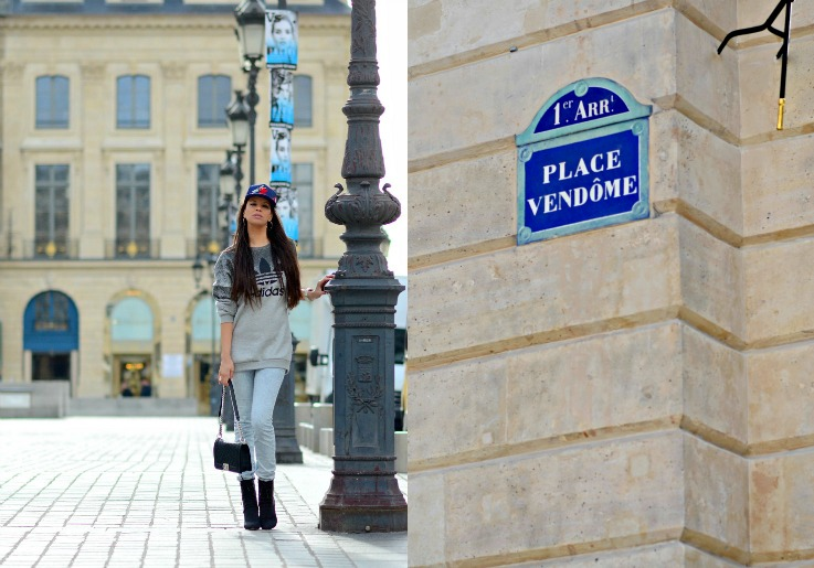 Collage Place Vendome