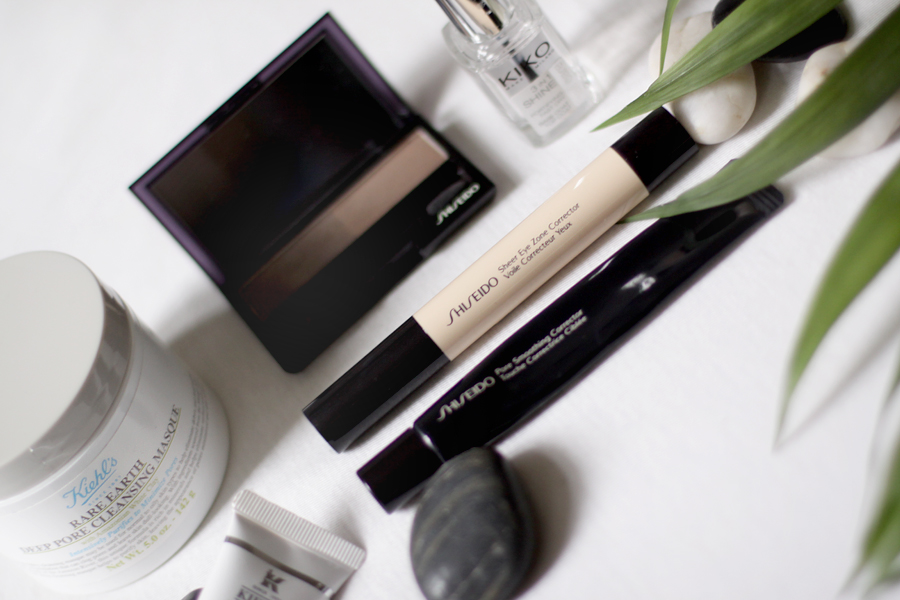 march beauty favourites beautylieblings kiehl's kiko shiseido basics augenringe primer pore refining pflege pflegeprodukte beautyblogger ricarda schernus blog berlin 6g159
