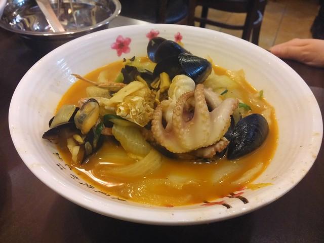상도동 짬뽕 맛집 중국성