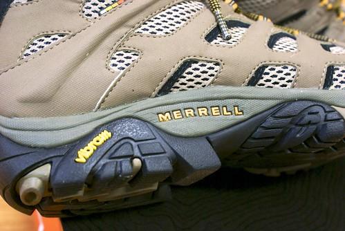 MERRELL MOAB MID GORE-TEX