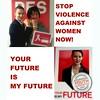 Destek verdiğim Avrupa solu #PES kampanyalarından ikisi.  #kadınakarşışiddetidurdursimdi #seningeleceğinbenimgeleceğim