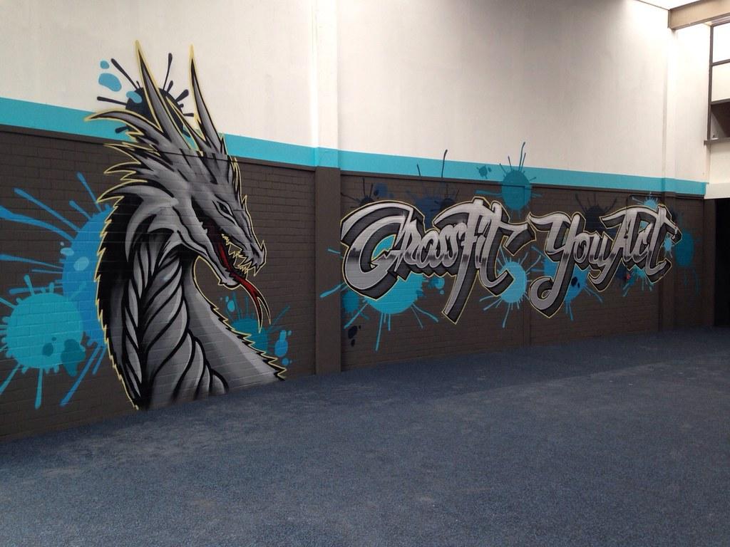 Cross6crossfit Gym Sportschool Workout