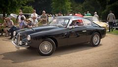 1955 Alfa Romeo 1900 C Cabrio Tipo 55 Prototyp by Visconti