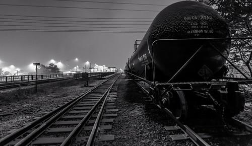 industrial train
