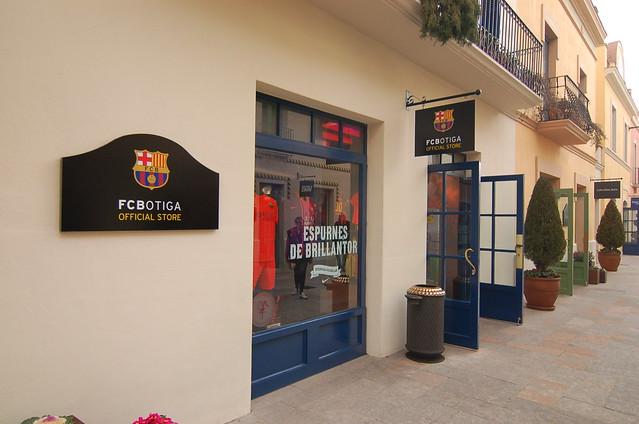 西班牙 La Roca Village, Spain