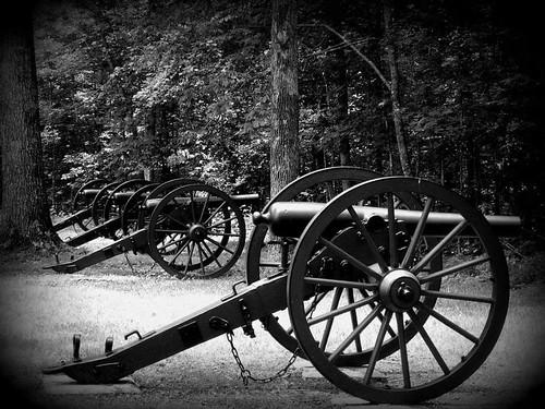 Shiloh Battlefield Tennessee