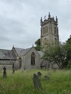 St Mary's, Huish Episcopi, Somerset