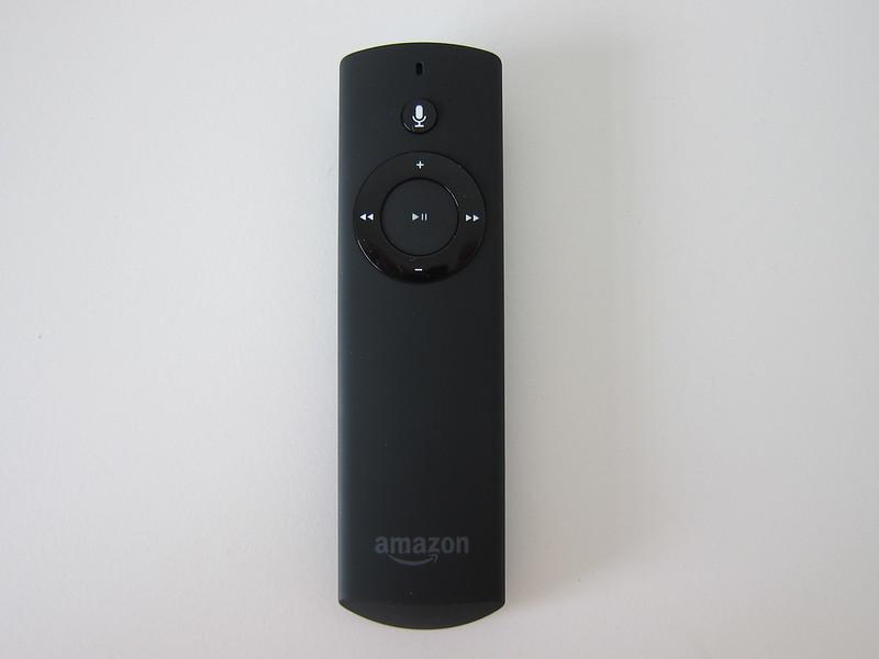 Amazon Echo Voice Remote - Top