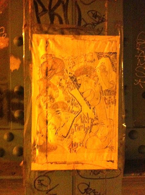 parc+beaubien underpass gallery - east side