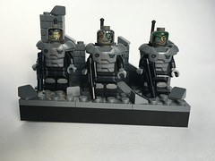 Galactic Infantry - Biotech Division