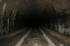 There's no light at the end of this tunnel....